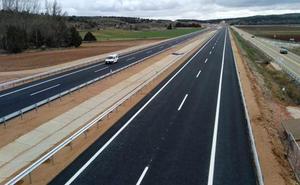 Fomento licita la conservación y explotación de carreteras de Burgos por 16,04 millones