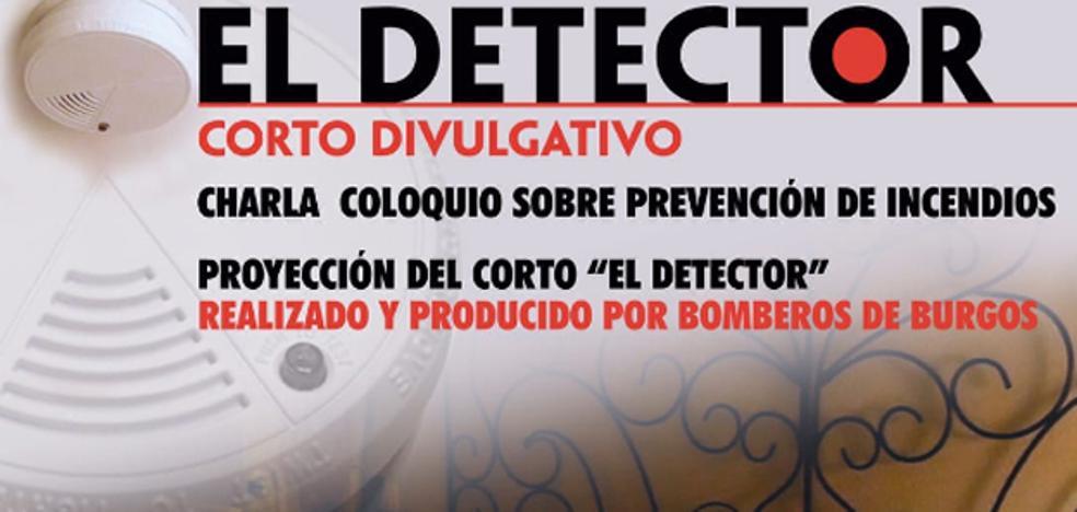 Bomberos de Burgos estrenan este jueves el documental 'El detector'
