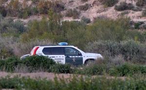 Localizada en Fresneda de la Sierra Tirón una joven desaparecida en el paraje de Pozo Negro