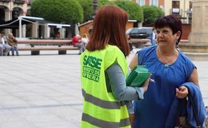 Burgos tiene 4,17 enfermeros por cada 1.000 pacientes, menos de la mitad que la media europea