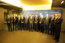 Entrega de los premios CECALE de Oro 2018 en Burgos