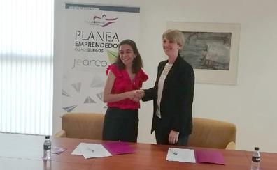 La Fundación Caja de Burgos y JEARCO renuevan su convenio de colaboración