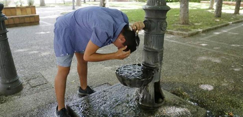 El verano recién arrancado será más caluroso en Burgos, una de las provincias que ya sufre sequía