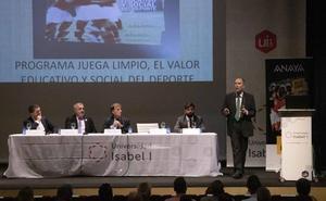 La Universidad Isabel I presenta dos proyectos que vinculan la educación y el deporte a nivel nacional e internacional