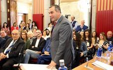 Moreno: «Entro en política para intentar que la ciudad de Burgos progrese»
