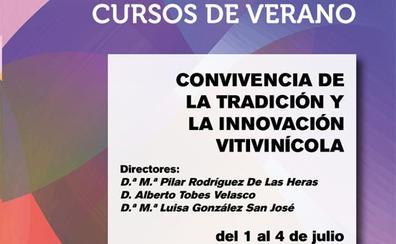 La Universidad de Burgos inicia el 1 de julio en Aranda el XIX Curso de Verano del Vino