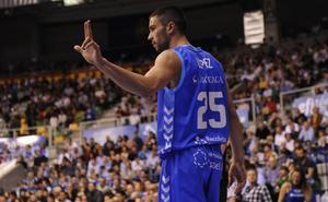 Álex López se desvincula del San Pablo Burgos