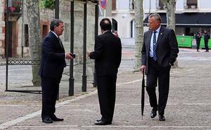 PP y Cs se reúnen a partir del lunes para cerrar un gobierno de coalición en la Diputación de Burgos