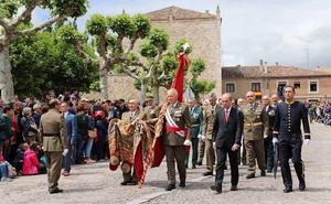 Burgos renueva su devoción en El Curpillos