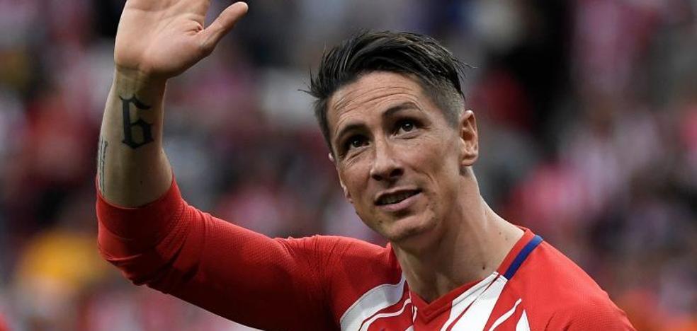Fernando Torres dice adiós: «Ha llegado el momento»