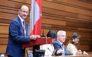 La X Legislatura de la Junta de Castilla y León arranca con anhelos de 'cambio'