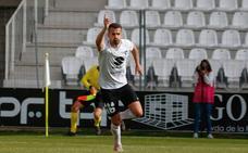 Asier Goti renueva su compromiso con el Burgos