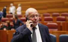 Así ha vivido Francisco Igea la sesión constitutiva de la X Legislatura de las Cortes de Castilla y León