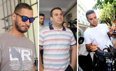 Ingresan en la prisión de Sevilla los cinco condenados de La Manada