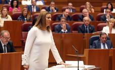 Toma de posesión de los nuevos procuradores de las Cortes de Castilla y León