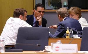 Merkel mantiene su firmeza y marca el paso en la renovación de cargos en la UE
