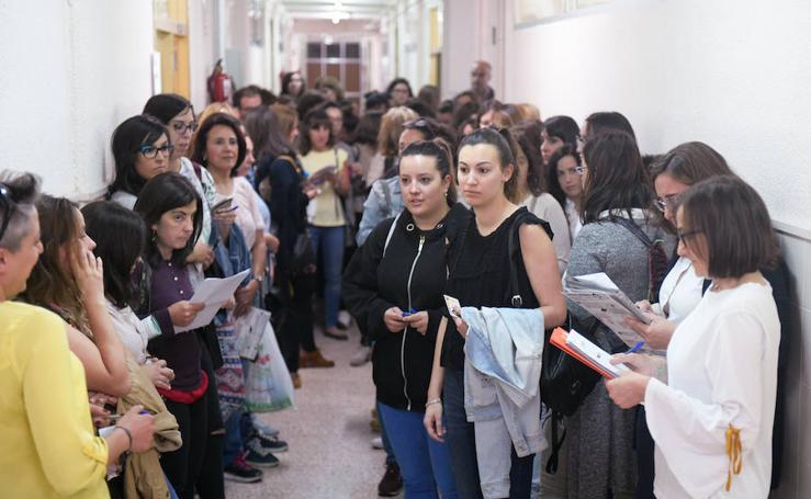 Oposiciones de maestros en Valladolid