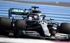 McLaren logra una memorable clasificación a dos posiciones del podio