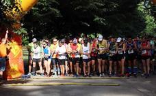 El Parral, punto de salida y meta de la media maratón Ciudad de Burgos