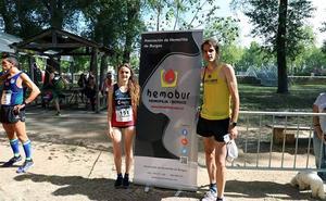 Rubén Castrillo y la debutante Virginia Torres reinan en Media Maratón Ciudad de Burgos