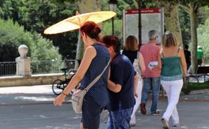 La primera ola de calor del verano dejará máximas de 40º en Burgos a partir del jueves