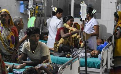 La encefalitis que diezma la infancia india