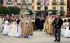 Procesión del Corpus Christi en Burgos