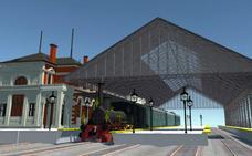 La Estación vuelve un siglo atrás con una escape room virtual
