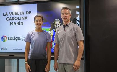 Carolina Marín aún no sabe si irá al Mundial