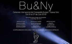 El International Summer Dance abre el programa de actividades del Certamen Internacional de Coreografía Burgos-Nueva York