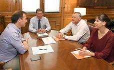 PP y Cs llegan a un principio de acuerdo para conformar gobierno en la Diputación de Burgos