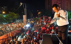 Estambul da oxígeno a la oposición turca