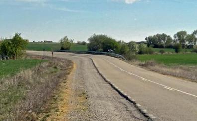 La carretera BU-627 entre Pedrosa del Páramo y Olmos de la Picaza se cortará al tráfico este miércoles