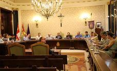 La Diputación ha acogido pleno de despedida del mandato 2015-2019
