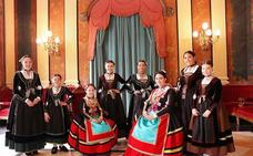 La Corte Real de las Fiestas Mayores de Burgos 2019 se viste de gala