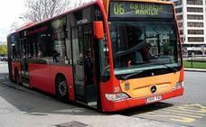 Modificaciones en los recorridos de los autobuses urbanos por las fiestas de San Pedro y San Pablo