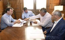 El 'popular' César Rico continuará como presidente de la Diputación y Cs se queda con la Vicepresidencia