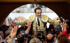 Manuel Jesús, 'El Cid', lanzará la bota a las peñas de Burgos en el inicio de los Sampedros 2019