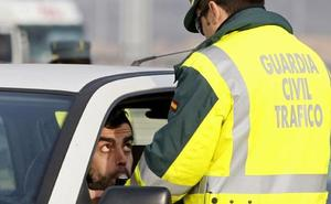 Sorprenden a trece personas conduciendo con una tasa de alcohol superior a la permitida y a tres bajo los efectos de las drogas