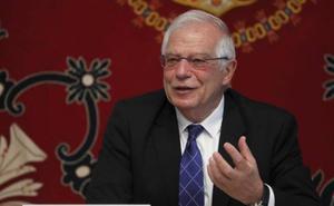 Borrell renuncia a su escaño en Europa