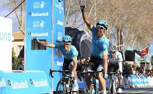 Pello Bilbao, Luis León, Izaguirre y Fraile irán con Astana al Tour