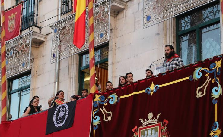 Proclamación de Reinas y pregón de las fiestas de San Pedro y San Pablo 2019