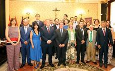 César Rico, presidente de la Diputación por tercer mandato consecutivo con el apoyo de Cs y Vox