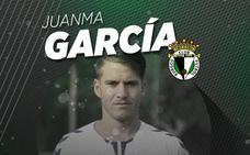 Juanma, uno de los elegidos para dar pegada al Burgos CF