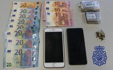 La Policía de Miranda detiene a un hombre como presunto autor de un delito de tráfico de estupefacientes