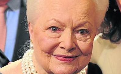 Olivia de Havilland cumple 103 años