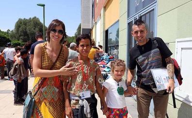 Comienza la «increíble experiencia» de acoger niños saharauis para 32 familias en Burgos