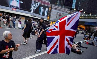 Los disturbios de Hong Kong enfrentan a China y Reino Unido