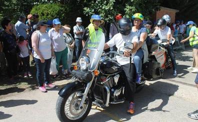 Decenas de motos volverán a lanzar un rugido solidario en Pampliega