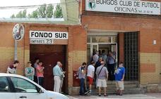 La primera semana de abonados del Burgos CF se cierra con cifras de récord